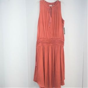 New Eva Mendez Drop Waist Dress Womens Size XL